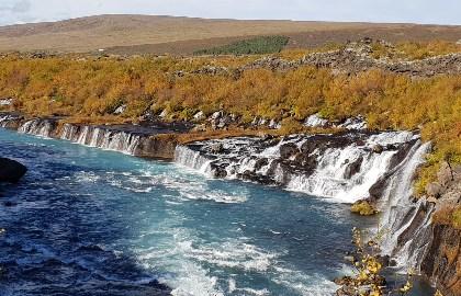דרום ומערב איסלנד בנהיגה עצמית
