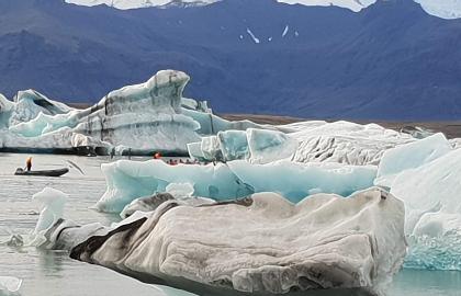 בעקבות אורות הצפון ולגונות קסומות – איסלנד במיטבה