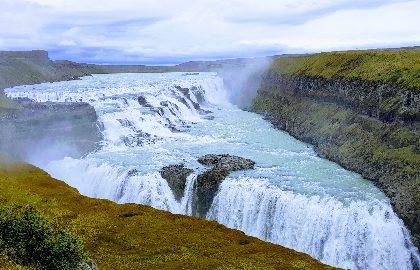 טיול הצבעים של איסלנד