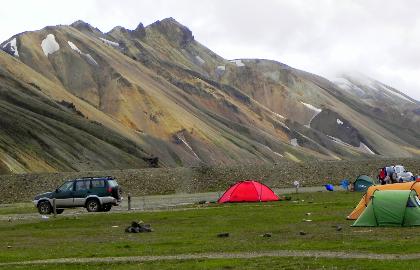 טיול ג'יפים באיסלנד – מסלול אולטימטיבי